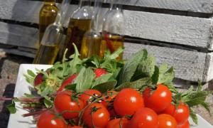 Kolacja włoska produkty regionalne